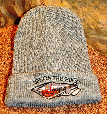 Life on the Edge Beanie