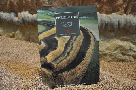 Prehistory: A Teacher's Guide- OUT OF STOCK