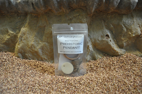 Make Your Own Prehistoric Pendant