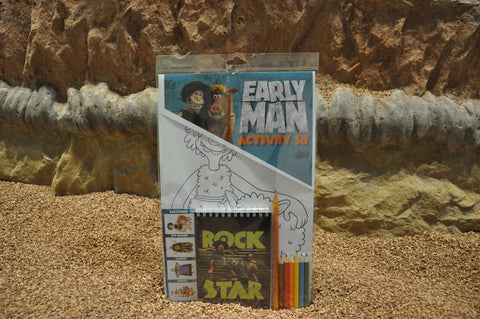 Early Man Activity Set- OUT OF STOCK