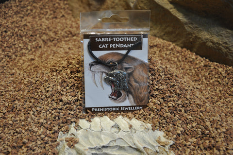 Saber-tooth Pendant- OUT OF STOCK