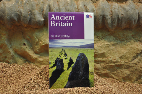 Ordnance Survey Map: Ancient Britain