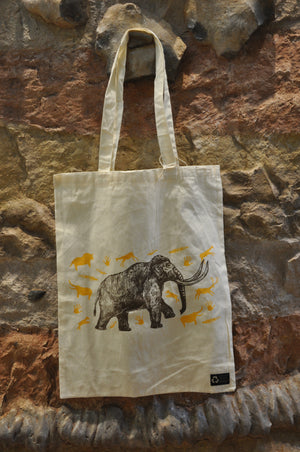 Mammoth Tote Bag