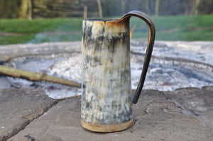 Abbeyhorn Hunter Mug (Natural Finish)