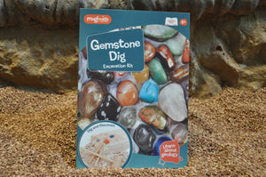 Excavation Kit - Gemstone Dig