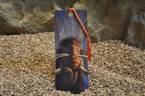 Mammoth 3D Bookmark