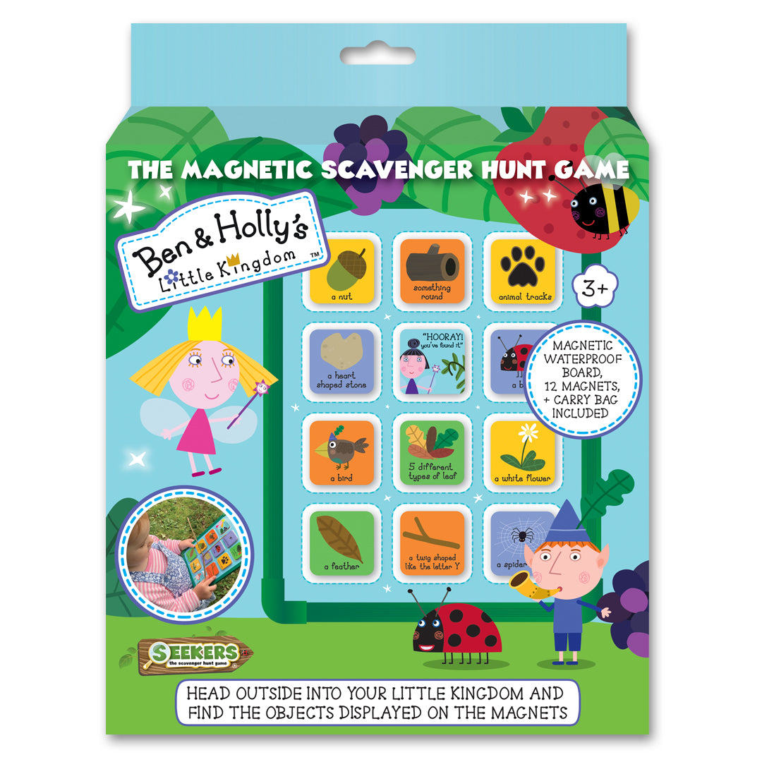 Ben & Holly's Scavenger Hunt Kit