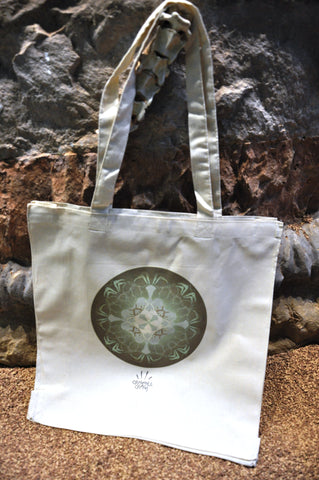 Rock Art Tote Bag