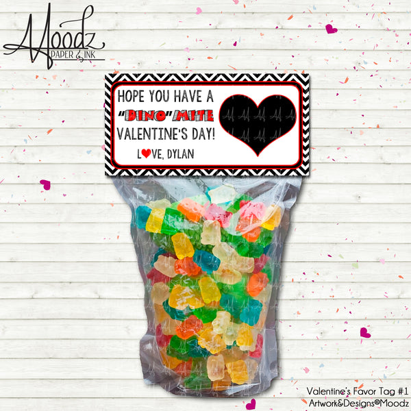 Valentine Favor Tag #1