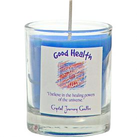 Good Health- Soy Votive Candle