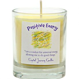 Positive Energy - Soy Votive Candle