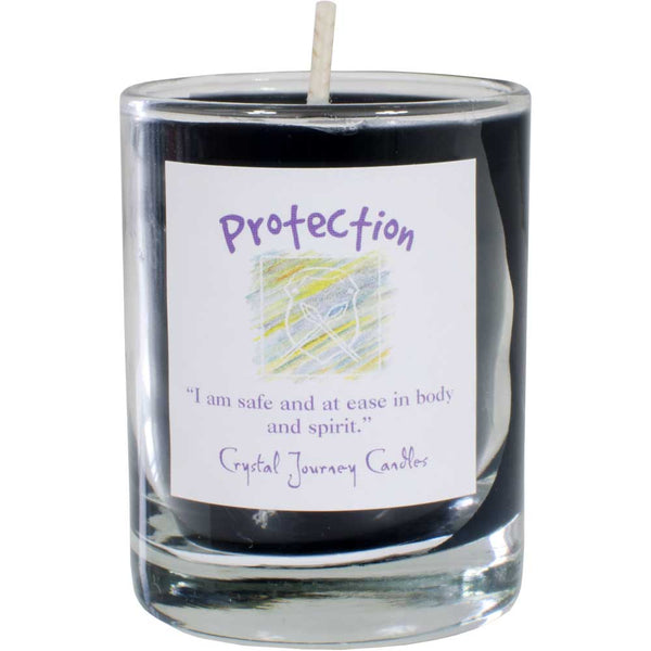 Protection- Soy Filled Votive
