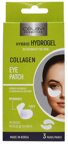 Preorder: Hybrid Hydrogel Collagen Eye Patches