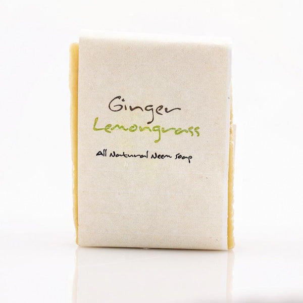 Ginger Lemongrass - Organic Handmade Soap