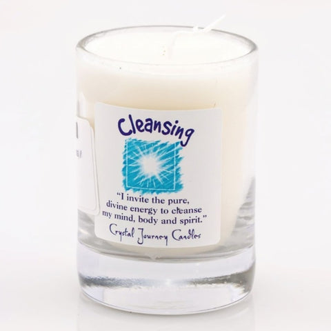 Cleansing - Soy Votive Candle