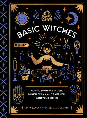 Basic Witches by Jaya Saxena