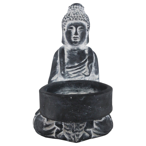 Mini Buddha Offering Candle Holder