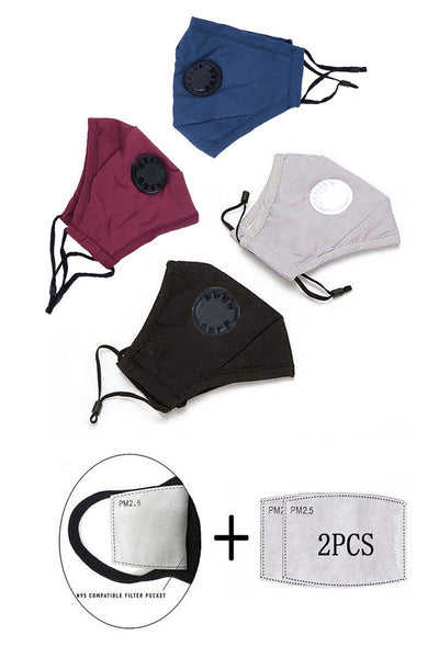Reusable Respirator Face Mask