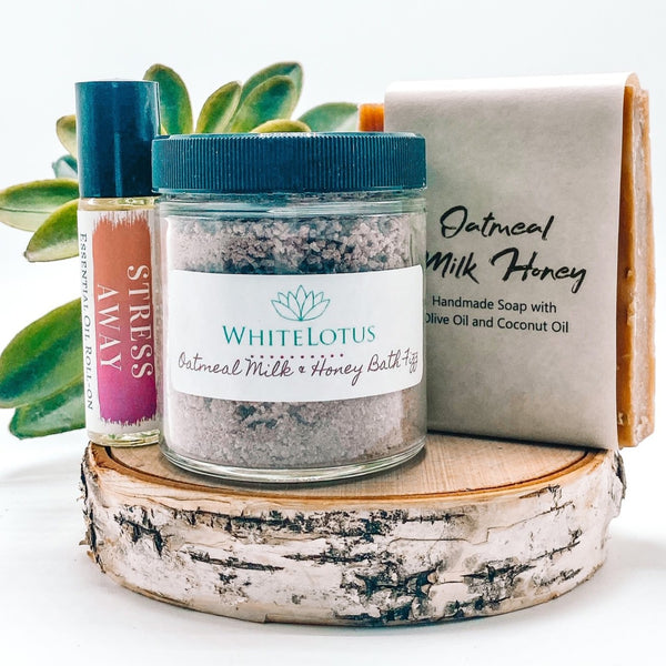 Calming Bath & Body Kit