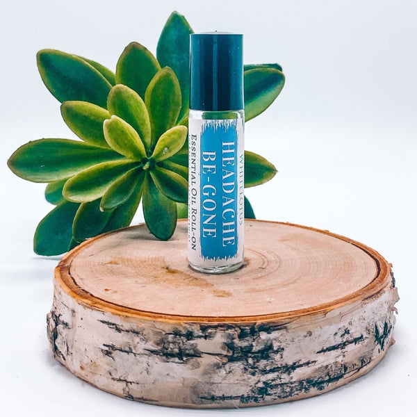 Essential Oil Roll-On HEADACHE-BE-GONE