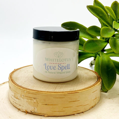 Love Spell - Natural Whipped Body Lotion