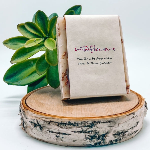 Wildflowers - Handmade Organic Soap