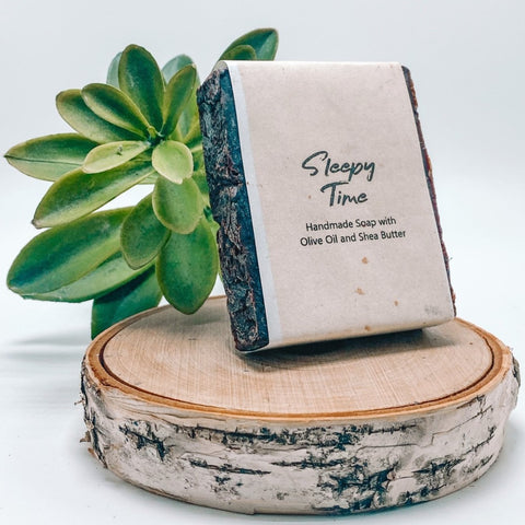 Sleepy - Handmade Organic Soap