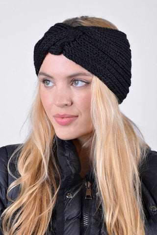 Winter Accessories - Knit Winter Headband Ear Warmer
