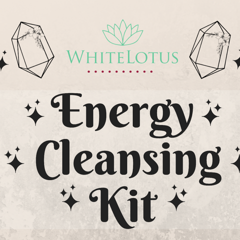 Energy Cleansing Kit