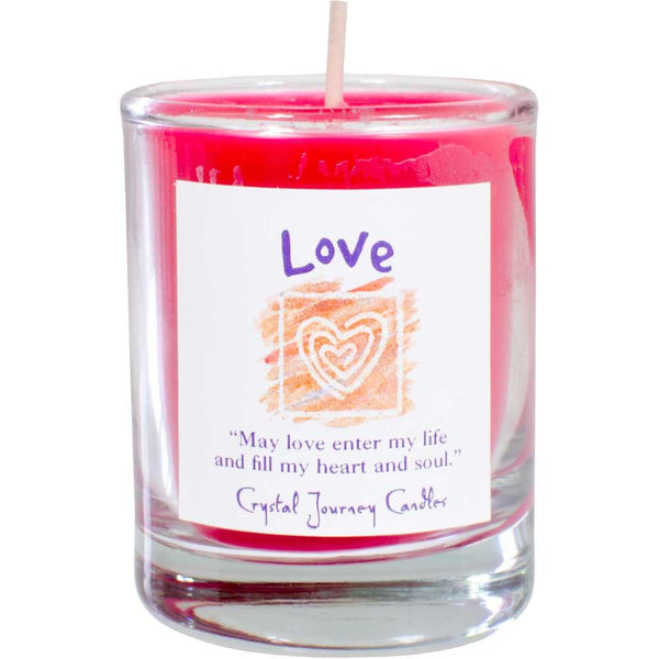 Love - Soy Votive Candle