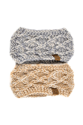 Winter Accessories - Nollia Chunky Knit Headband
