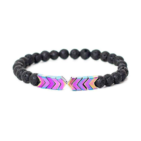 Sacred Arrow Anxiety Relief Diffuser Bracelet