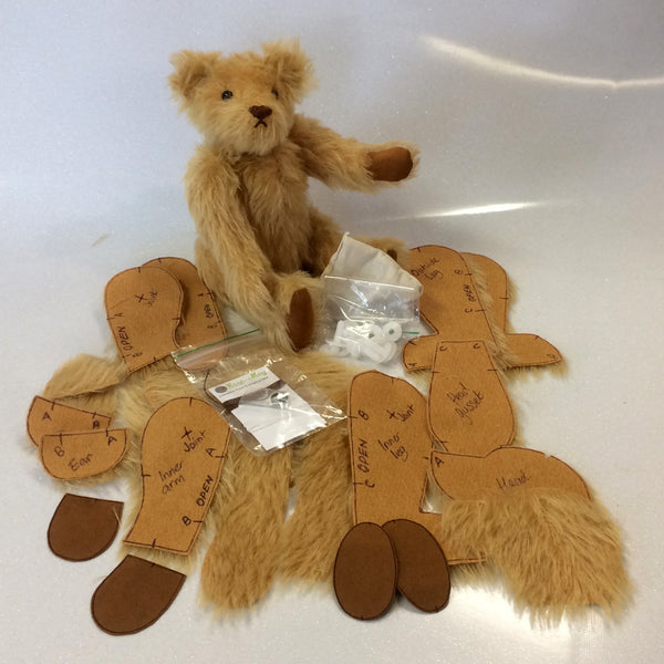 Mohair Bear Making Kit