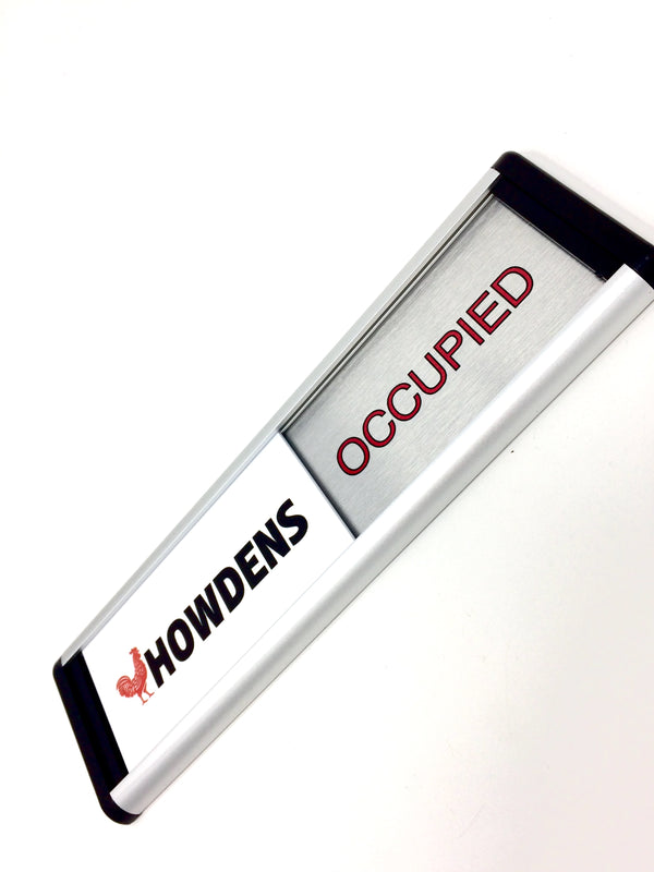 Office Signage for Howdens Joinery, Livingston.