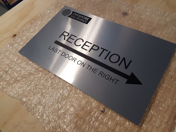 Directional Reception sign for Offshore Electronics