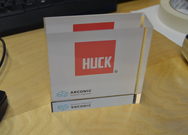Printed Acrylic Blocks from Viro