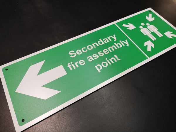 Bespoke Fire Safety Signs