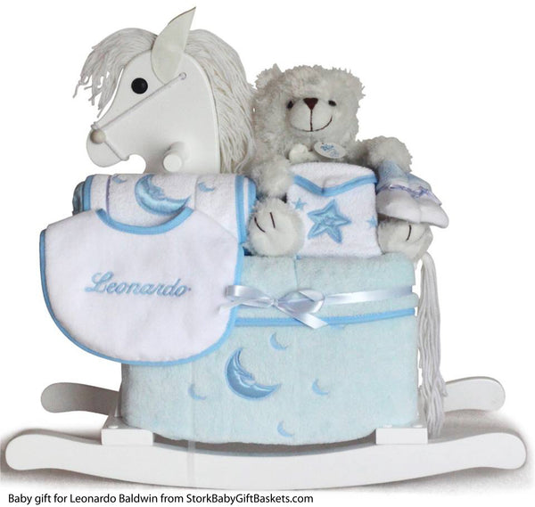 Celebrity Baby Gifts at Stork Baby Gift Baskets