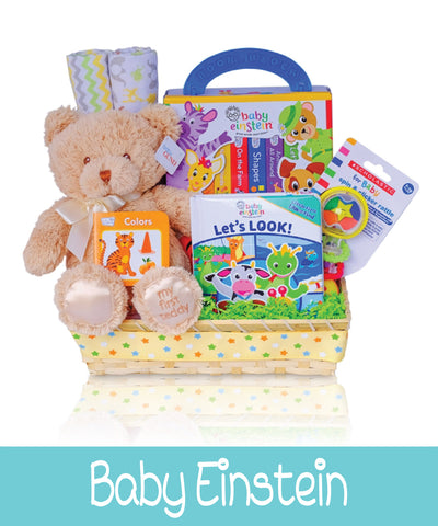 Baby Einstein Theme Gifts