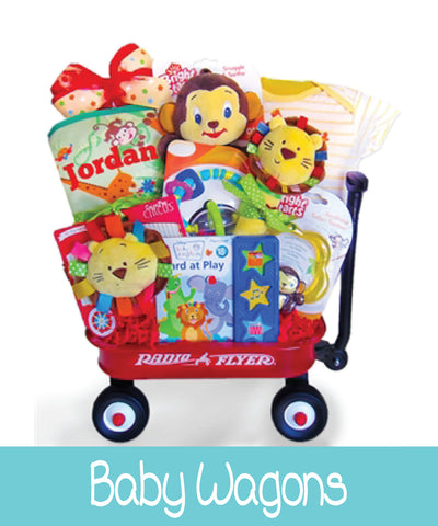 Baby Wagon Gift Sets
