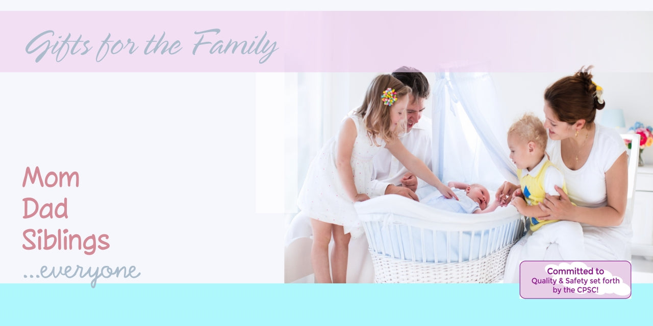 Online baby gifts baby gifts delivered unique gift basket gifts for the entire family negle Gallery