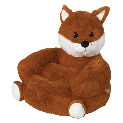 Plush Fox Children's Chair (#TL102653)
