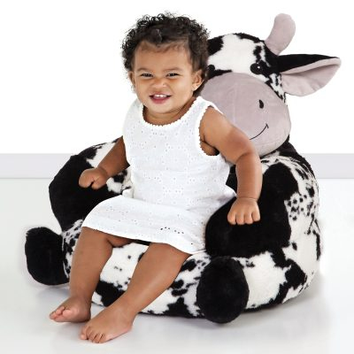 Plush Cow Character Chair (#TLP103403)