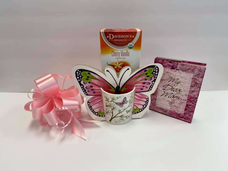 Butterfly Kisses Gift For Mom