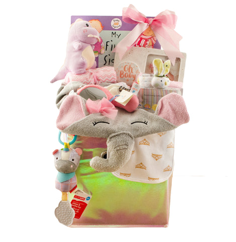 Rocking Horse Keepsake Gift Set