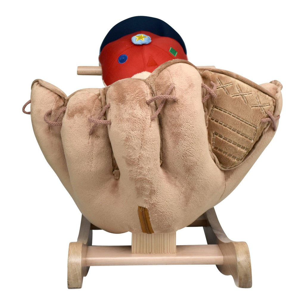 Homer Baseball Chair Rocker (#RB27)