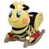 Buzzy Bee Baby Rocker