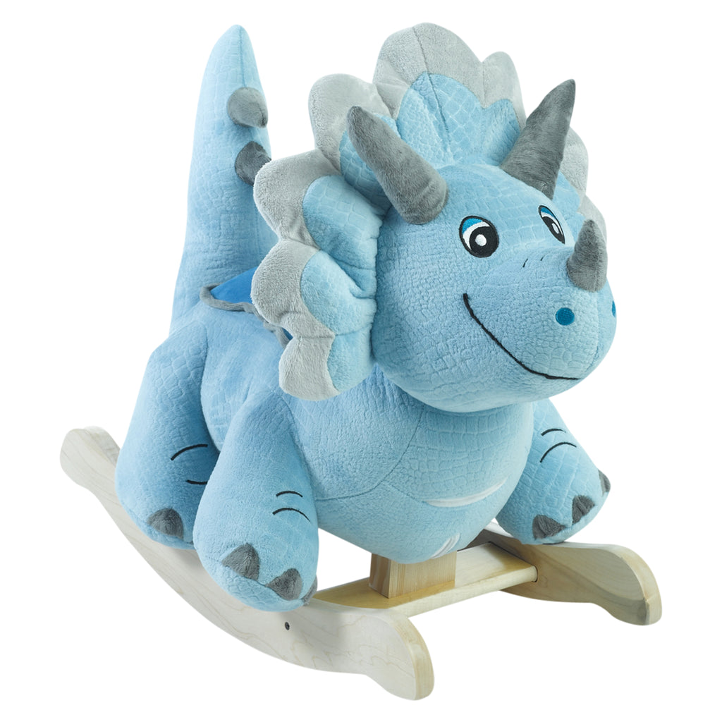 Fossil The Dinosaur Rocker (#RB29) - StorkBabyGiftBaskets - 1