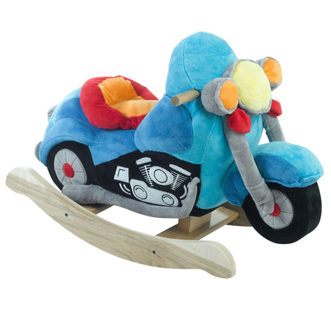 Lil' Biker Girls Motorcycle Toy Rocker (#RB58)