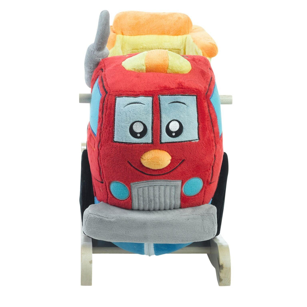 Dumpee The Truck Play And Rock (#RB32) - StorkBabyGiftBaskets - 3